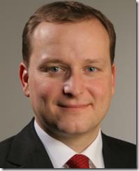 Stephan Gawarecki, Vorstandssprecher der Dr. Klein & Co. AG