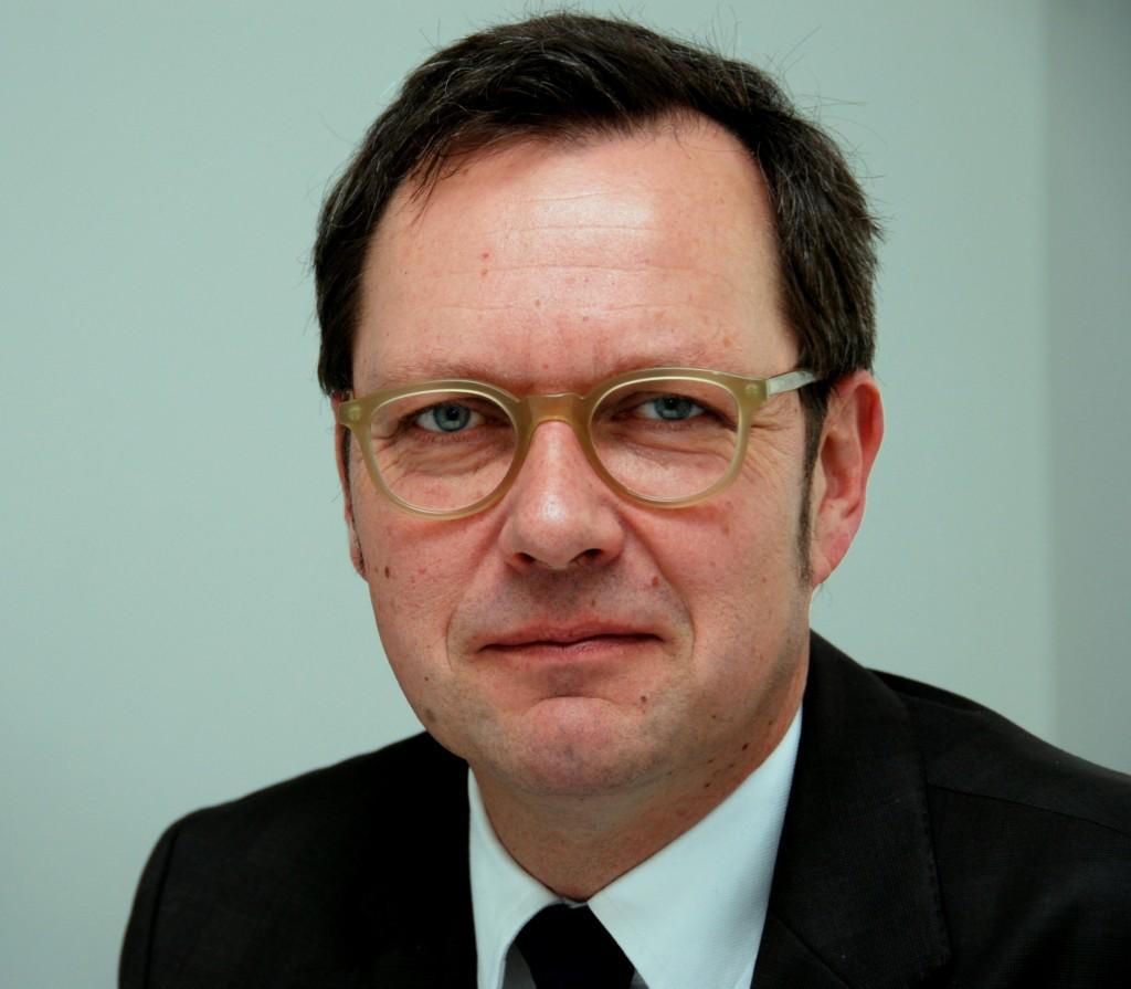 Ralf Frank, Geschäftsführer der DVFA GmbH
