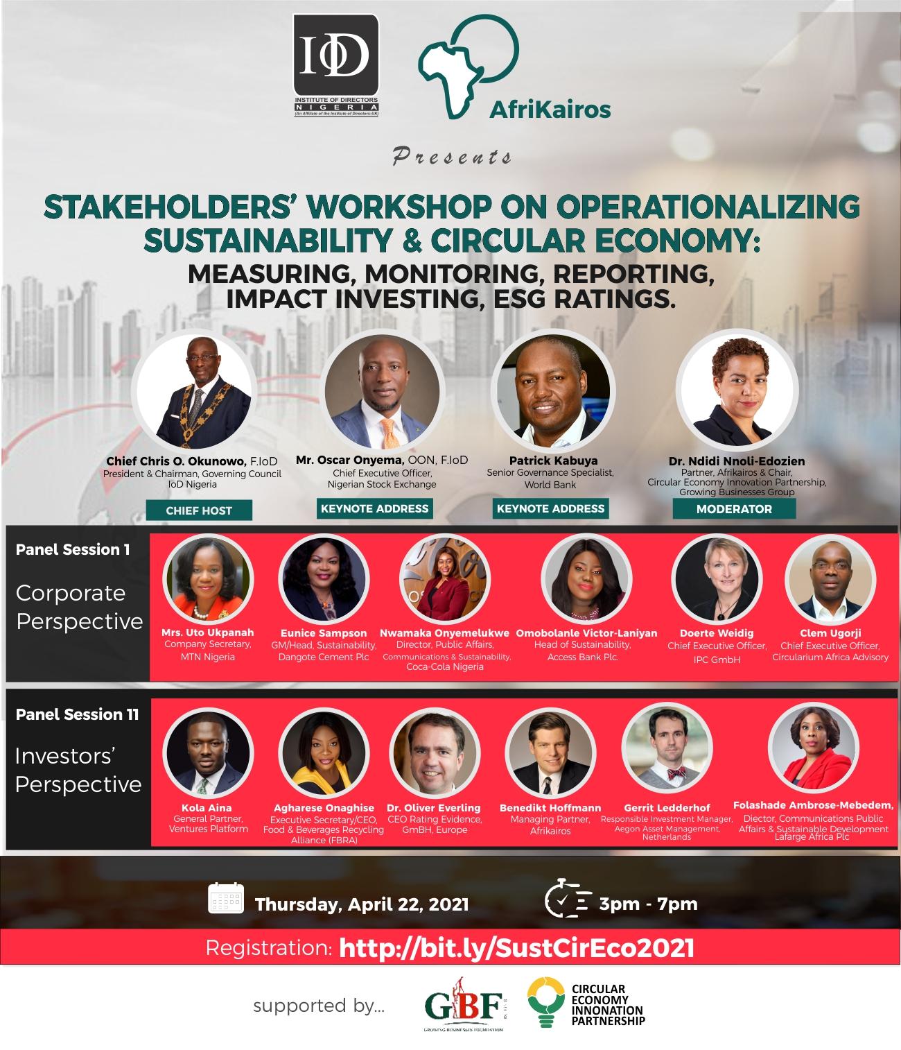 Circular Economy Workshop